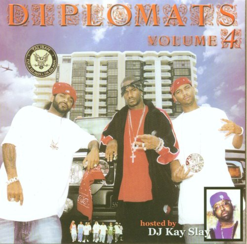 Juelz Santana - Diplomats Volume 4 - Zortam Music