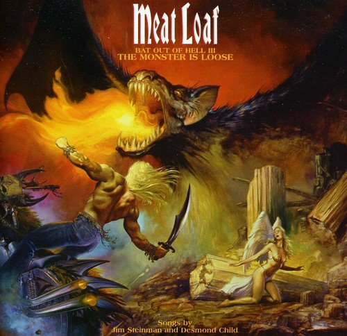 Meat Loaf - Bat Out of Hell Vol.3: the Monster Is Loose - Zortam Music