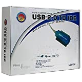 USB 2.0 to IDE Cable Adapter (for 2.5-Inch and 3.5-Inch IDE)
