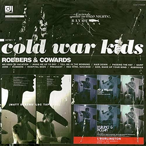 Cold War Kids - Up In Rags - Zortam Music