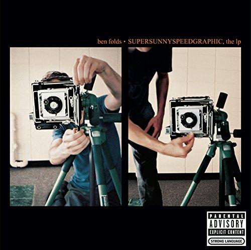 Ben Folds - Supersunnyspeedgraphic - The LP - Zortam Music