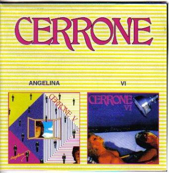 Cerrone - Cerrone V: Angelina - Zortam Music