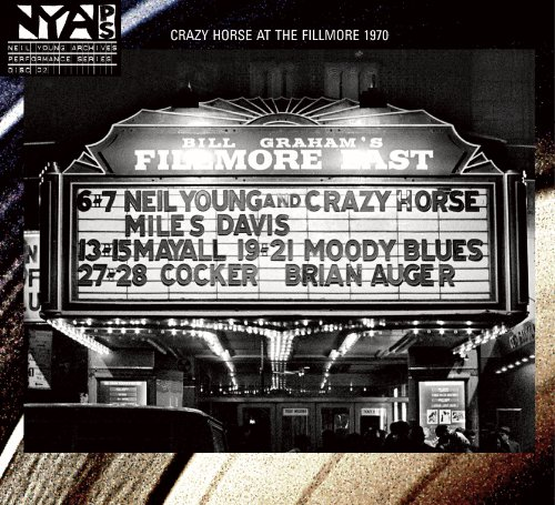 Neil Young - Live at the Fillmore East - Zortam Music