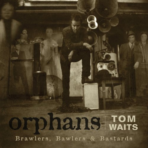 Tom Waits - Orphans (Disc 1): Brawlers - Zortam Music