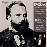 ドヴォルザーク:序曲《謝肉祭》/交響曲第9番《新世界より》/スラヴ舞曲第8番
