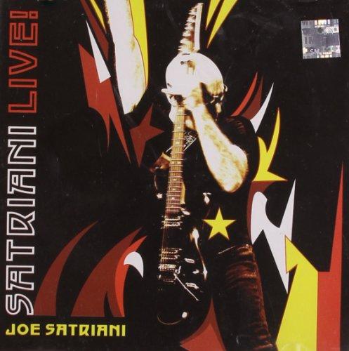 Joe Satriani - Satriani Live! - Zortam Music