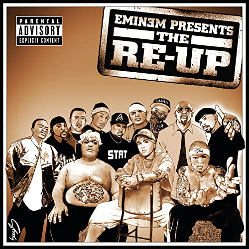 Eminem - Eminem Presents: The Re-Up - Zortam Music