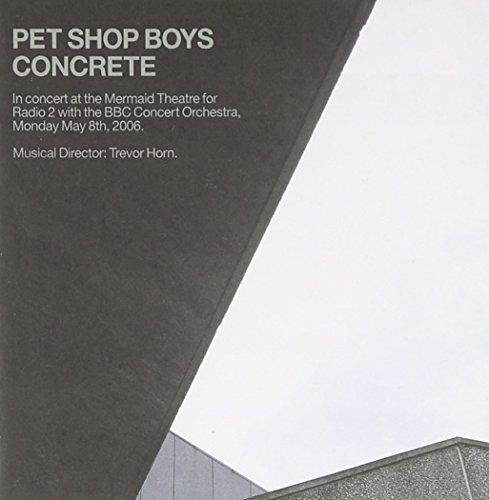 Pet Shop Boys - Concrete - In Concert at the Mermaid Theatre - Zortam Music