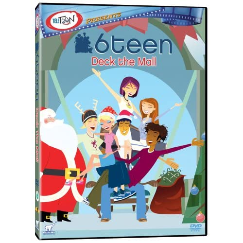 The 6teen: Deck the Mall Christmas episodes DVD