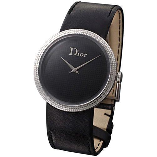 ディオール 腕時計 ブラック