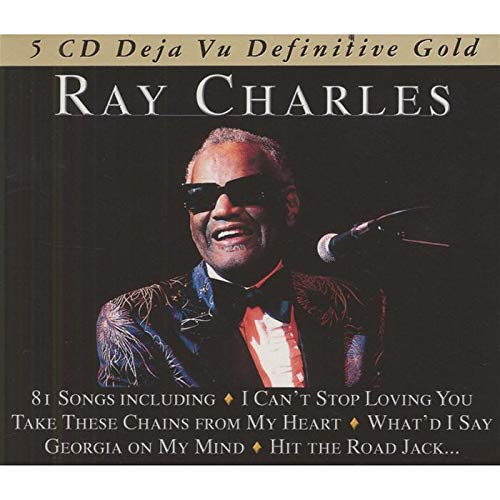 Ray Charles - Gold - Zortam Music