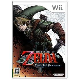 ゼルダの伝説トワイライトプリンセス(Wii版)