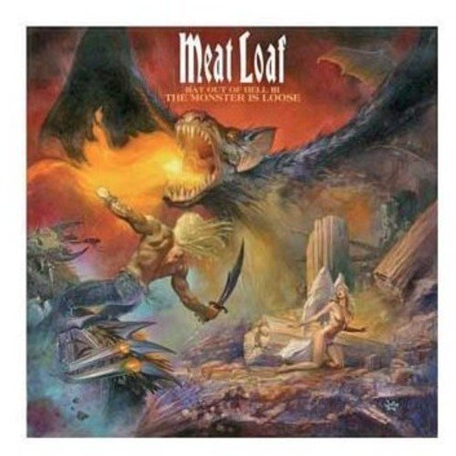 Meat Loaf - Bat Out of Hell. - Zortam Music