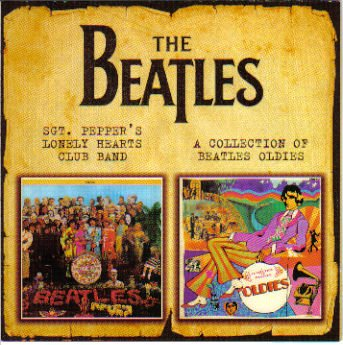 Beatles - Collection Of Beatles Oldies (But Goldies) - Zortam Music