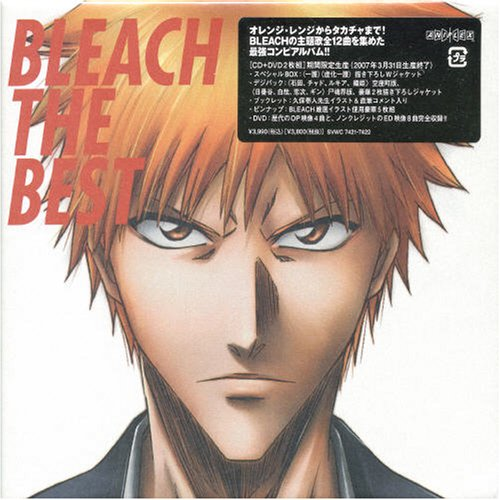 Orange Range - BLEACH THE BEST(DVD付) - Zortam Music