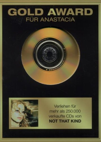 Anastacia - Gold Award: Not That Kind - Zortam Music