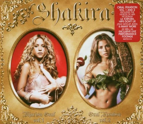 Shakira - Oral Fixation Volumes 1 & 2 - Zortam Music