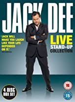 Jack Dee - Live At The Palladium/Live In London/Live At The Hammersmith Apollo 2002/Live Again