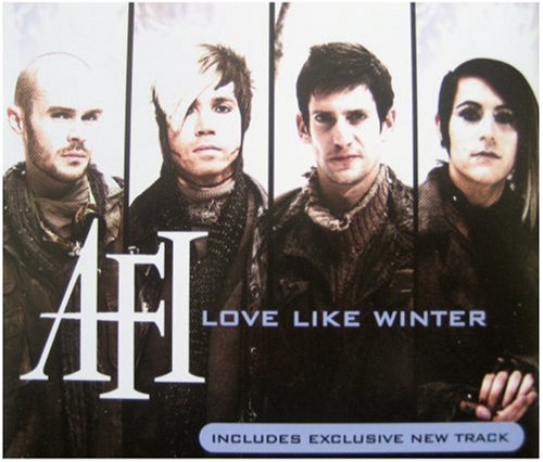 Love Like Winter by AFI album cover