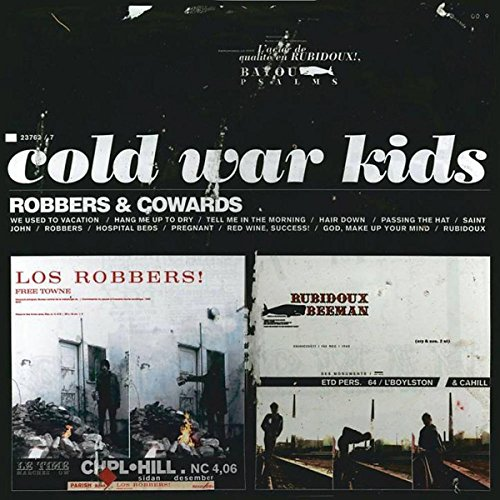 Cold War Kids Five Quick Cuts Songs