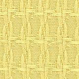 カーテン サリューⅡ 2枚組 イエロー Y  (150×178cm) F1018