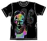 鉄コン筋クリート クロ06 Tシャツ ブラック : サイズ L