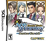 Phoenix Wright: Ace Attorney 2 - Justice for All on DS