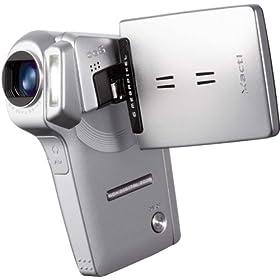 デジタルムービーカメラ「Xacti」DMX-CG6