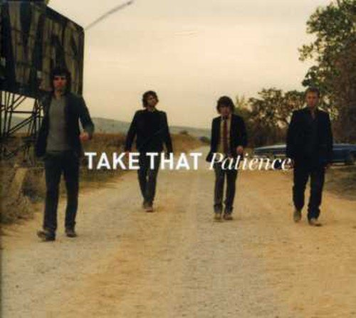 Take That - Patience (CD Single) - Zortam Music