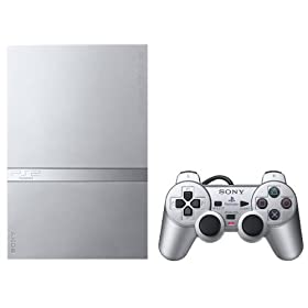 PlayStation 2 銀色