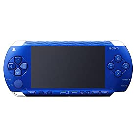 PlayStation Portable 青