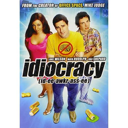 Idiocracy Box Art