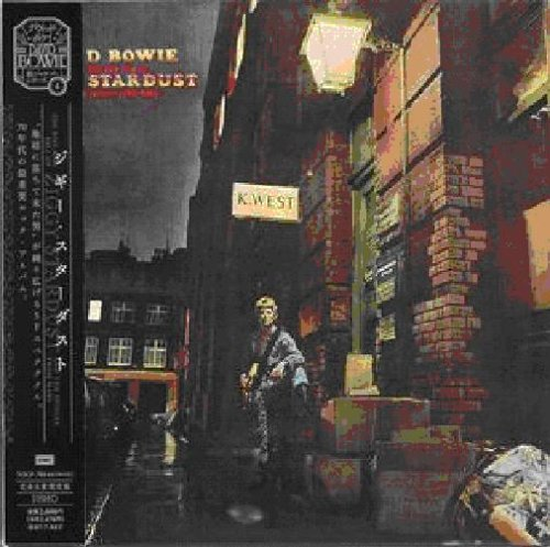 David Bowie - Ziggy Stardust And The Spiders From Mars (Disc 1 of 2) - Zortam Music