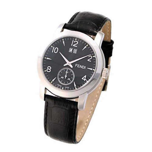 フェンディ 腕時計 ブラック