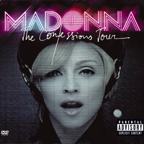 Madonna - The Confessions Tour - Live from London (CD+DVD) - Zortam Music