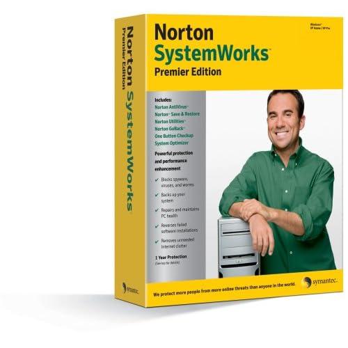 Norton SystemWorks Premiere Edition