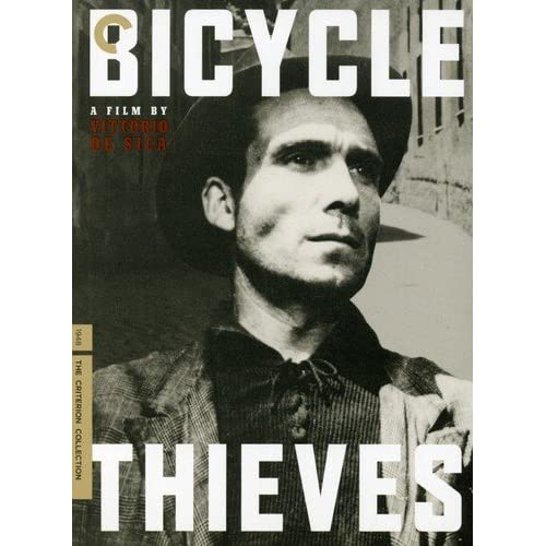 Neorealism: DVD Panache: Bicycle Thieves: The Criterion Collection