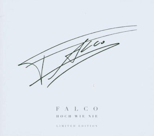 Falco - Hoch Wie Nie-Ltd. Digipac - Zortam Music