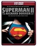 スーパーマン 2 リチャード・ドナーCUT版 (HD-DVD)
