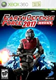 Earth Defense Force 2017 for Xbox 360