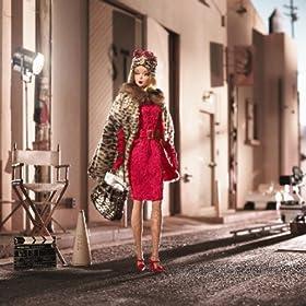 バービー ファッション モデル コレクション レッド ホット レビュー K7918 (ゴールドラベル)