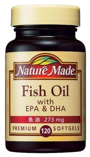 ネイチャーメイド EPA&DHA 120粒 (3入り)