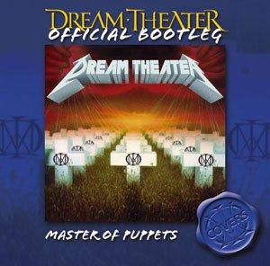 Dream Theater - Master Of Puppets (Official Bootleg) - Zortam Music