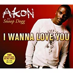 I wanna luv u by Akon