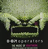 Album cover for 8-Bit Operators