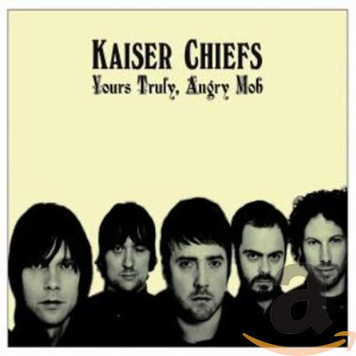Kaiser Chiefs - Yours Truly Angry Mob [Deluxe Edition CD/DVD Combo] - Zortam Music