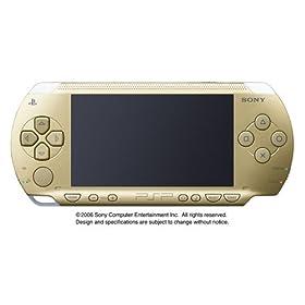 PlayStation Portable 金色