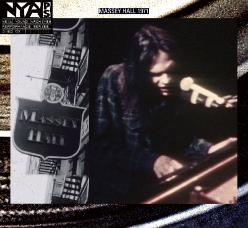 Neil Young - Massey Hall 1971: Performance Series Vol.3/+DVD - Zortam Music