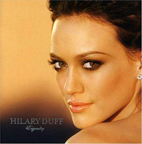 Dignity by Hilary Duff album cover