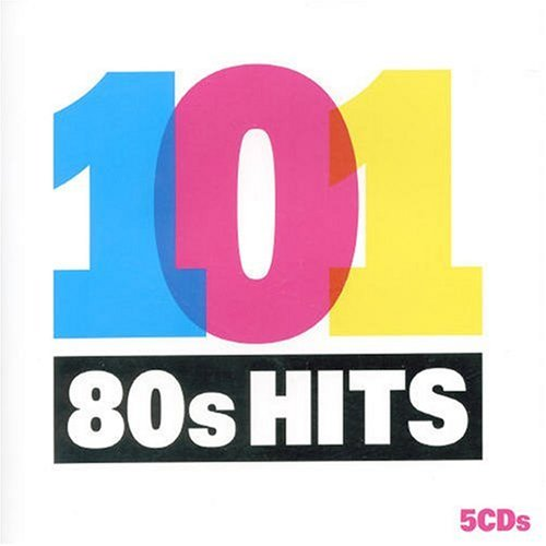 Various Artists - 101 80s Hits Cd 4 - Zortam Music